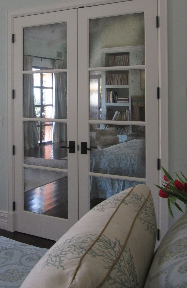 Inspired Wives: Interesting Interior Doors