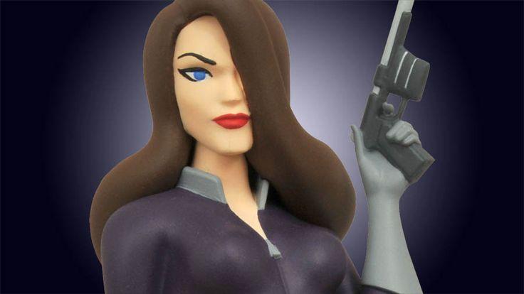 Batman: TAS Talia Al Ghul Femme Fatales Statue