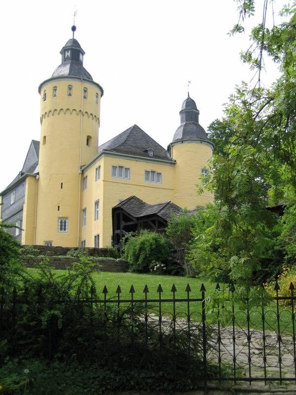 Schloss Homburg in Nümbrecht