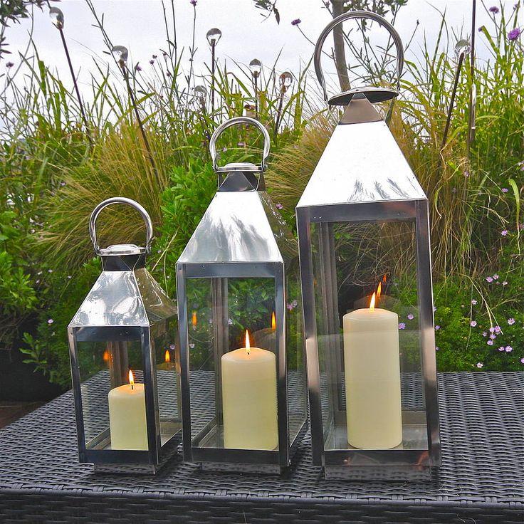 25 best ideas about Garden Lanterns on Pinterest