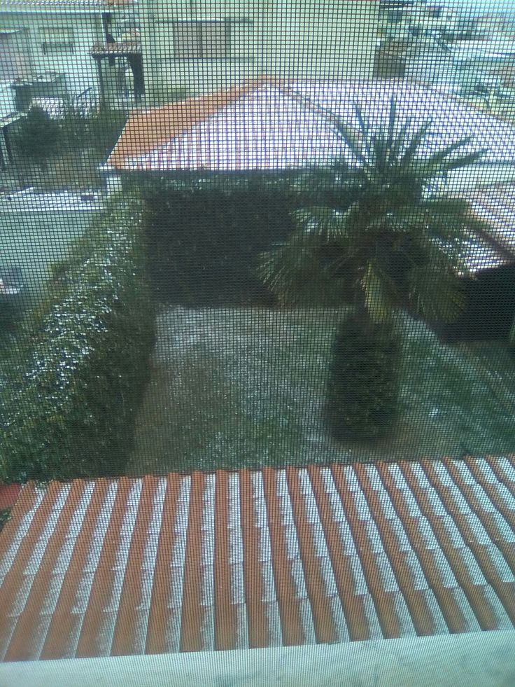 it's snowing yay!!!