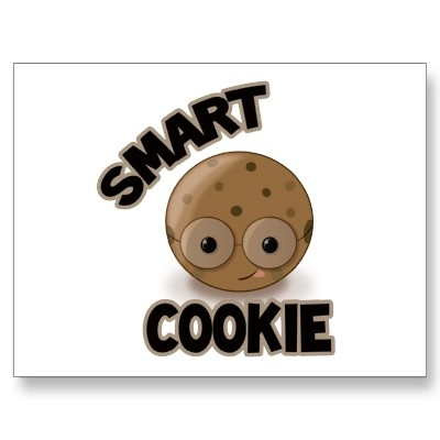 Are you a smart cookie?!: Smart Cookie, Cookie Wearing, Fun Cookie, Artist, Cookie Decorating Ideas, Cookie Merchandise, Glasses Magnets, Giveaway Ideas