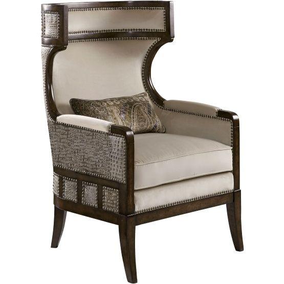art furniture palazzo wingback chair