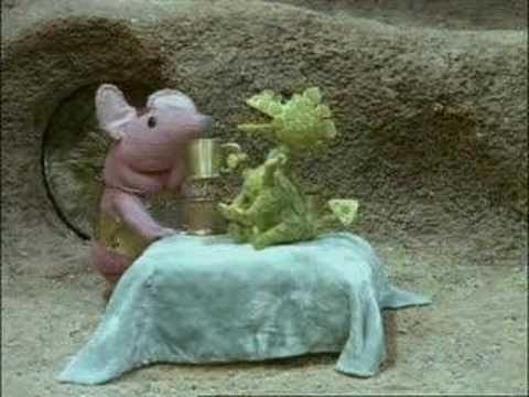 Soup Dragon Knitting Pattern Free : 17 Best images about clangers on Pinterest Green soup ...