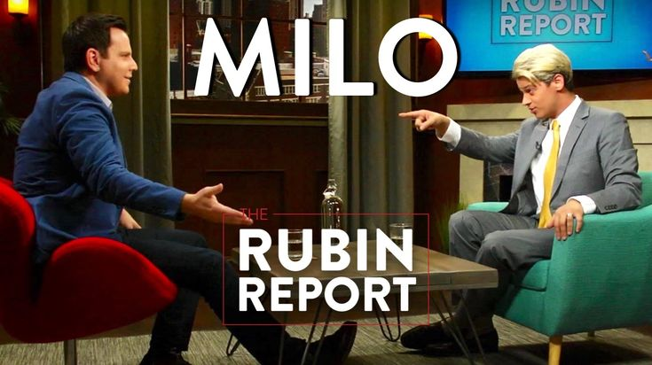 Long but THE TRUTH!!! Milo Yiannopoulos and Dave Rubin Talk Donald Trump, Censorship, and Free...
