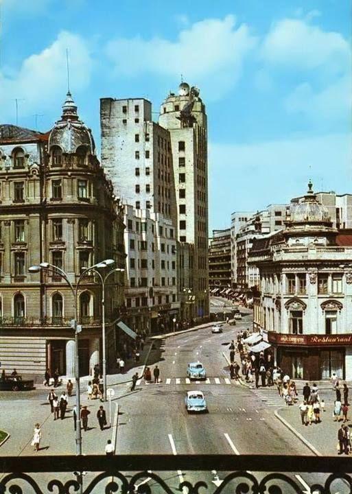 Calea Victoriei, 1968