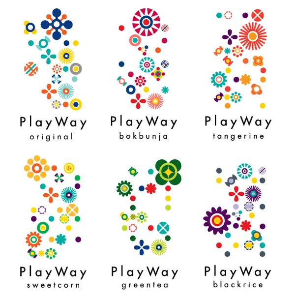Play Way packaging on Behance