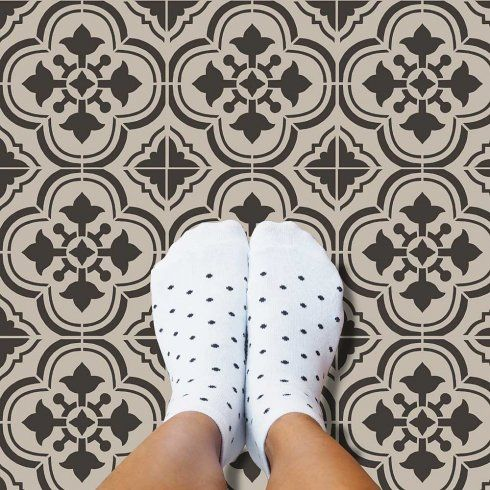285 Best Stenciled Painted Floors Images On Pinterest