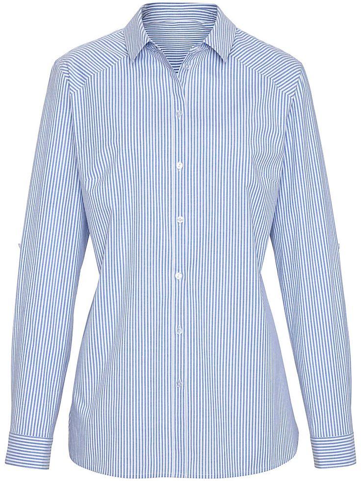 Gestreepte blouse