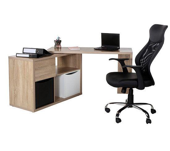 best 25 bureau d 39 angle ideas on pinterest bureau d. Black Bedroom Furniture Sets. Home Design Ideas