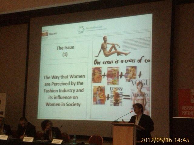 Ziua 2 - Beyond Business - cum e perceputa femeia de industria fashion