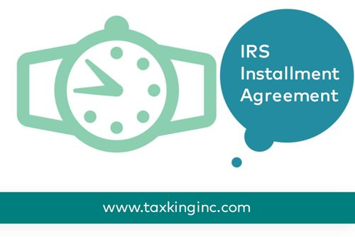 Financially unable to pay your tax debt? You can now make your monthly payments through IRS installment agreement online. Apply now for payment agreement.