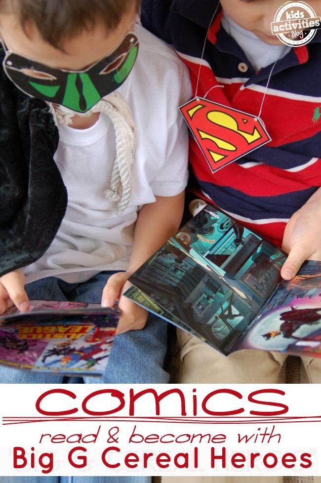 Free Comic Books – Using Comics and Costumes to Encourage Literacy