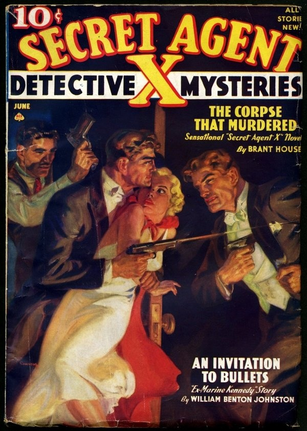 Pulp Covers -