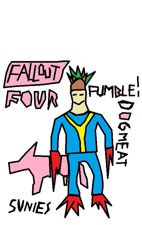 Fallout Four Fallout 4