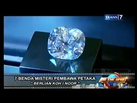 7 Benda misteri Yang Membawa Petaka - On the spot