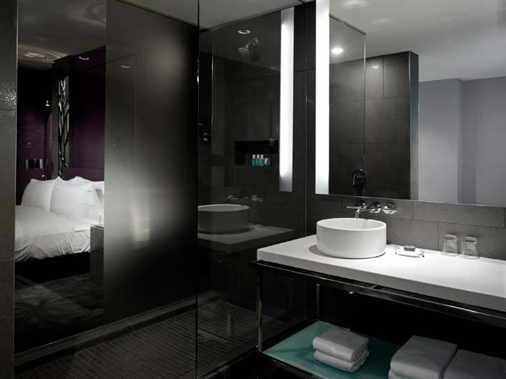 find this pin and more on contemporary home design hotel bathroom - Hotel Bathroom Design