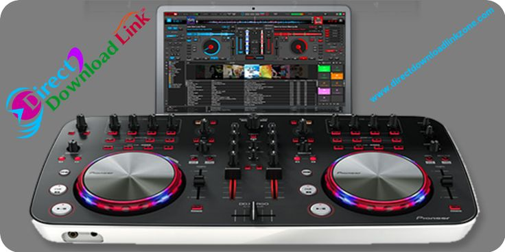 Atomix Virtual DJ Pro v8.0.2179 + Plugins incl Crack Direct Download