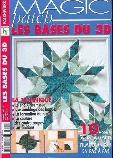 Patchwork 3D - rosotali roso - Picasa Albums Web