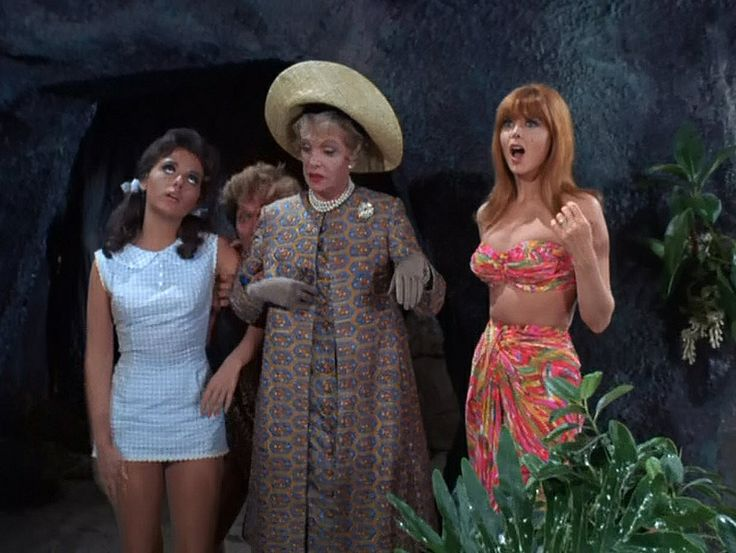 ann island mary s nude gilligan Ginger
