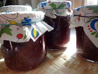 Smaki Ewy: Buraczki tarte z chrzanem do słoików