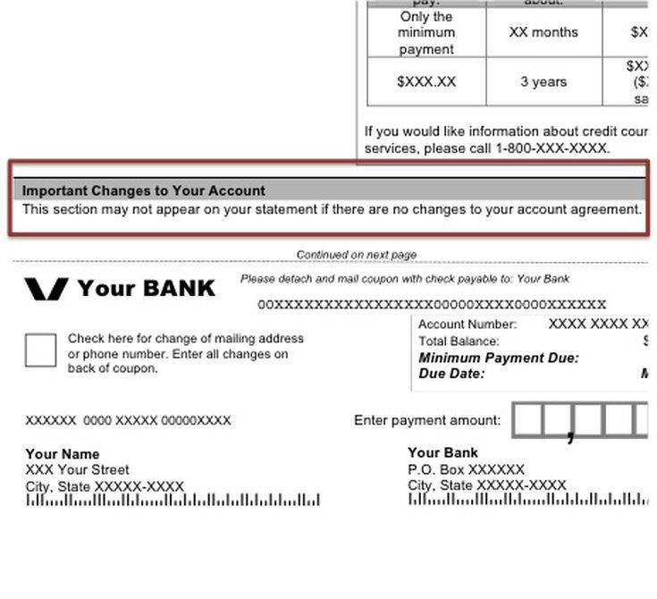 Decoding Your Credit Card Billing Statement Credit Card Statement Statement Understanding