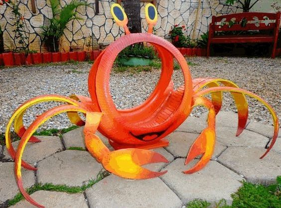 Crab Tire Idea