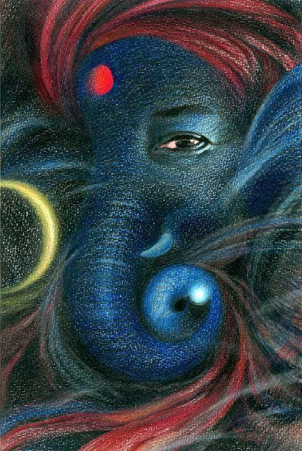 painting of Lord Ganesha