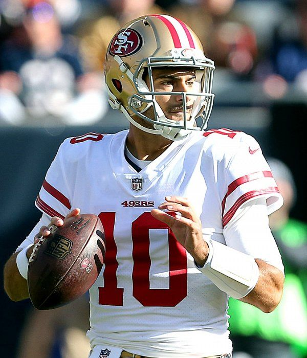 John Lynch on Jimmy Garoppolo: 'I could have had five rings if I had a guy like that'