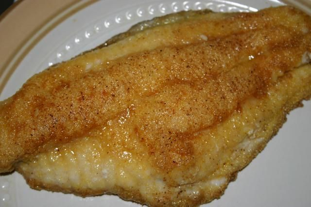 This Flounder in Sour Cream sauce recipe is AWESOME.  When I made this it was super delicious.  And it was surprisingly easy to make.