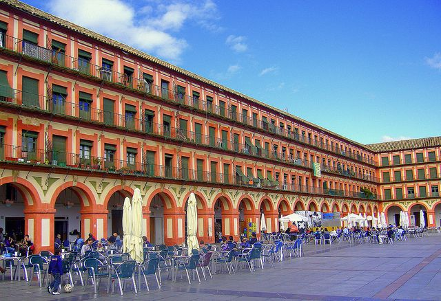 plaza de la corredera @cordoba