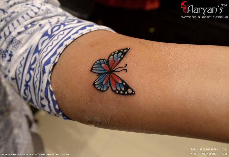 1000 ideas about colorful butterfly tattoo on pinterest butterfly tattoos tattoos and. Black Bedroom Furniture Sets. Home Design Ideas