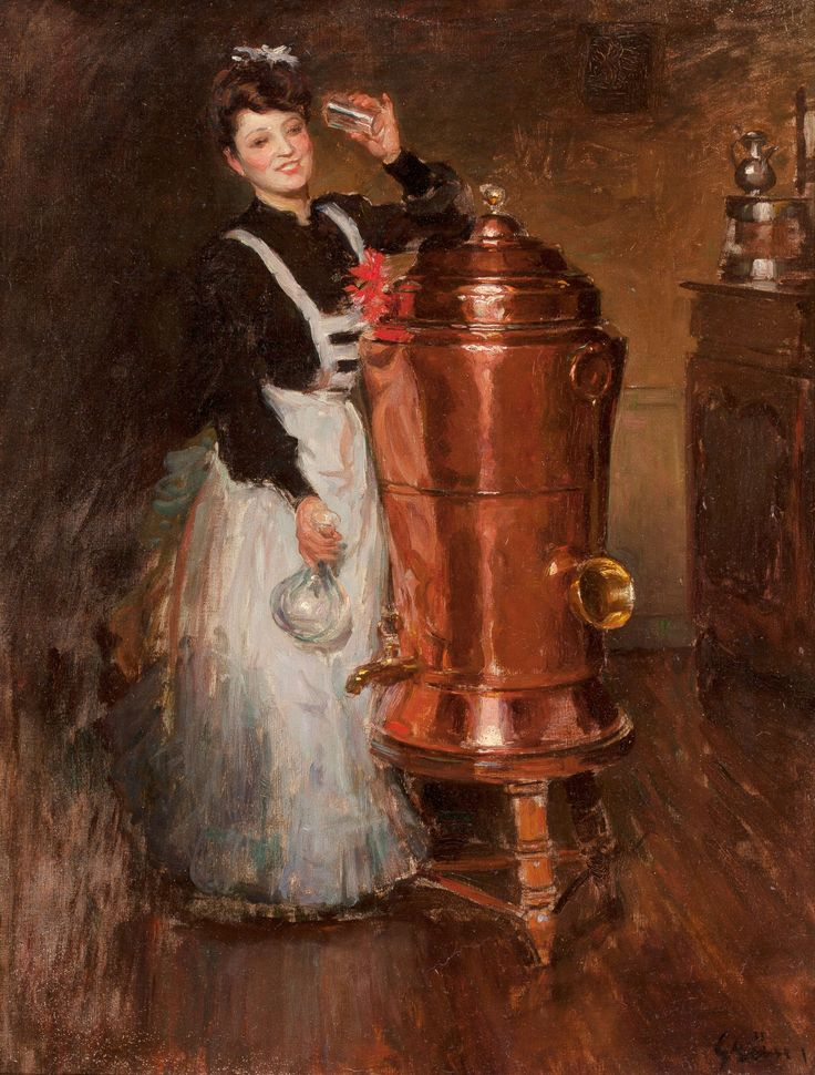 JULES ALEXANDRE GRÜN (French, 1868-1934