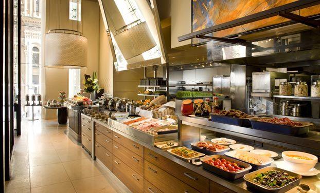 We reveal Sydney's best hotel breakfast