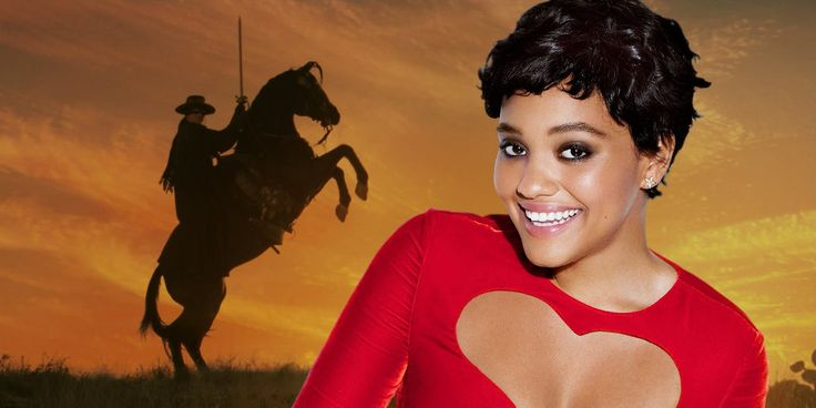 "Zorro Reboot Casts Kiersey Clemons          Flashpoint actress Kiersey Clemons has officially signed on to star in the upcoming Zorro reboot, currently titled Z. The titular vigilante was last seen in theaters being portrayed by Antonio Banderas, who donned the character's signature mask and sombrero cordobés in both the 1998 film The Mask of Zorro and its sequel, 2005's The Legend of Zorro.    Attention!!! This is Just an Announce to view full post click on the ""Visit"" Button Above"