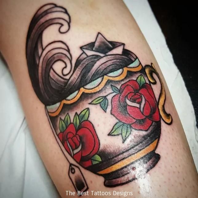 27 best storm in a teacup tattoo images on pinterest tattoo inspiration traditional and. Black Bedroom Furniture Sets. Home Design Ideas