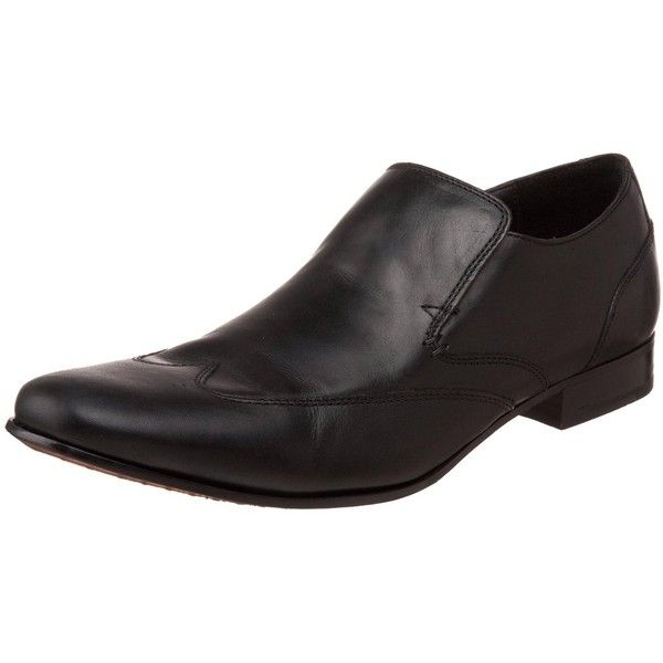 Cole Haan Men's David Wingtip Slip On Loafer ❤ liked on Polyvore featuring men's fashion, men's shoes, men's loafers, men, mens shoes, mens loafers, mens wingtip shoes, mens wing tip shoes and cole haan mens shoes