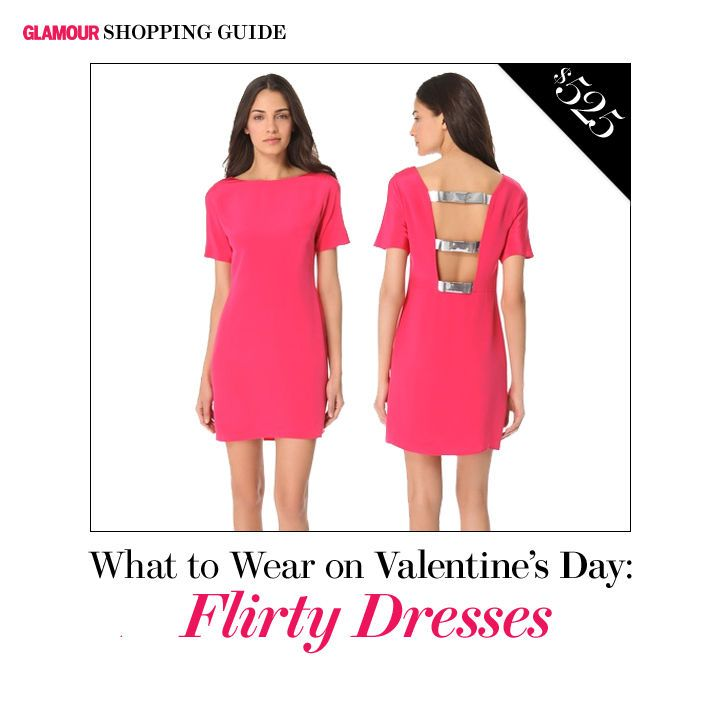 What to Wear on Valentine's Day: 25 Fab Dresses, Heels, and Lingerie