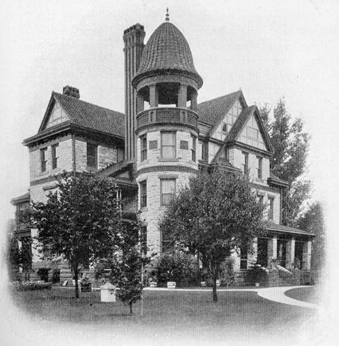 Captivating Helb Mansion York PA