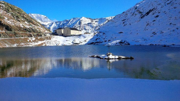 Gran S Bernardo - Valle d'Aosta