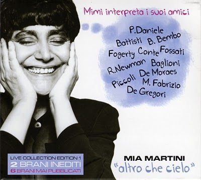 """Mia Martini, """"Altro che cielo"""""""