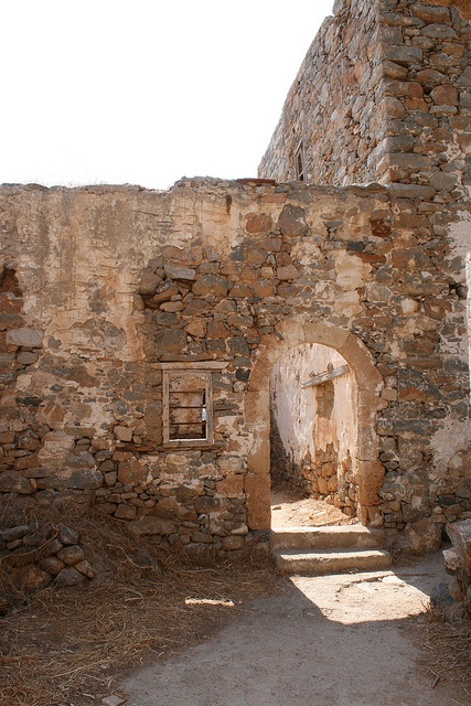 Spinalonga, Crete.