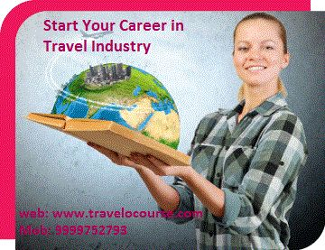 Travel O Course offers travel and tourism courses for getting career opportunities in travel industry.