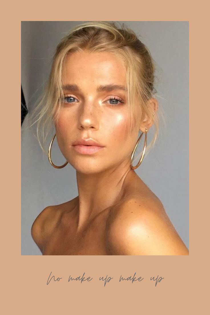El estilo hippie lleva un maquillaje muy natural. El no make up make up siempre se lleva y en el estilo bohemio, mucho más. Beauty Make-up, Beauty Hacks, Hair Beauty, Beauty Skin, Makeup Inspo, Makeup Inspiration, Makeup Ideas, Games Makeup, Makeup Geek
