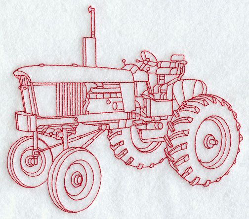 Embroidery Of Tractors : Best farm embroidery images on pinterest