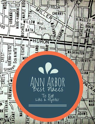 Ann Arbor: Best Places to Eat Like a Hipster @trivago @wanderingeds