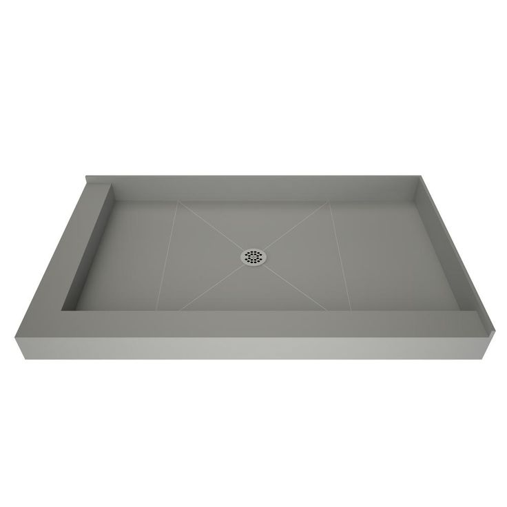 48 X 48 Ready To Tile Shower Pan Menards Shower Base Acrylic
