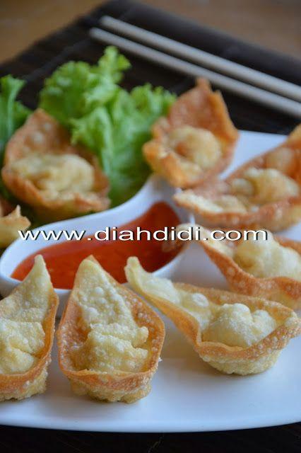 Diah Didi's Kitchen: Pangsit Goreng