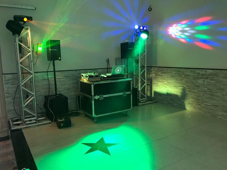 Esse é nosso Plano Start, recomendado para festas de até 80 convidados com esse nosso plano de entrada. GT Audio Sonorização