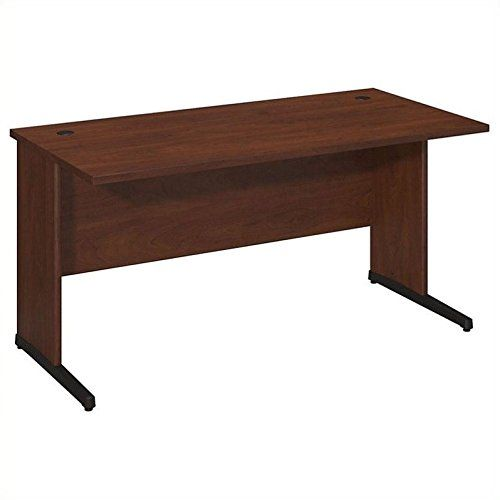 Bush BBF Series C Elite 60W x 30D C-Leg Desk in Hansen Cherry art